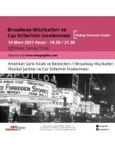 Broadway Müzikalleri Ve Caz Stiller...