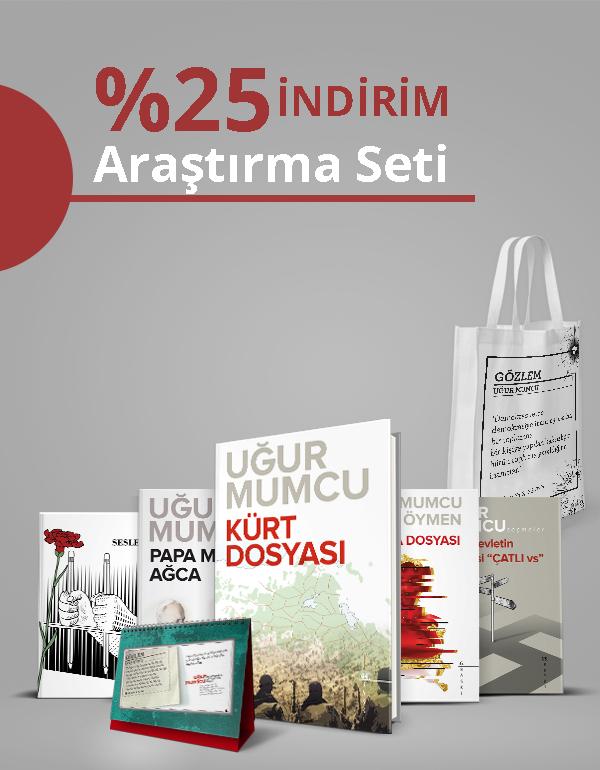 """""""ARAŞTIRMA"""" SETİ"""