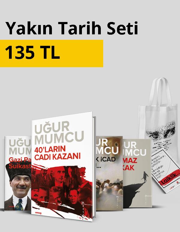 """""""YAKIN TARİH"""" SETİ"""