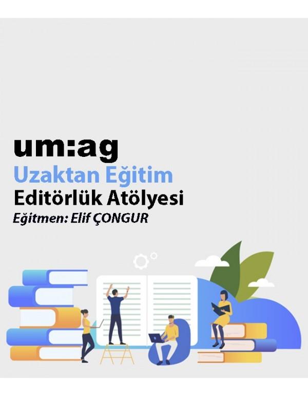 Editörlük Atölyesi