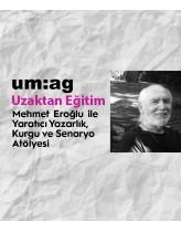 Mehmet Eroğlu ile Yaratıcı Yazarlık...