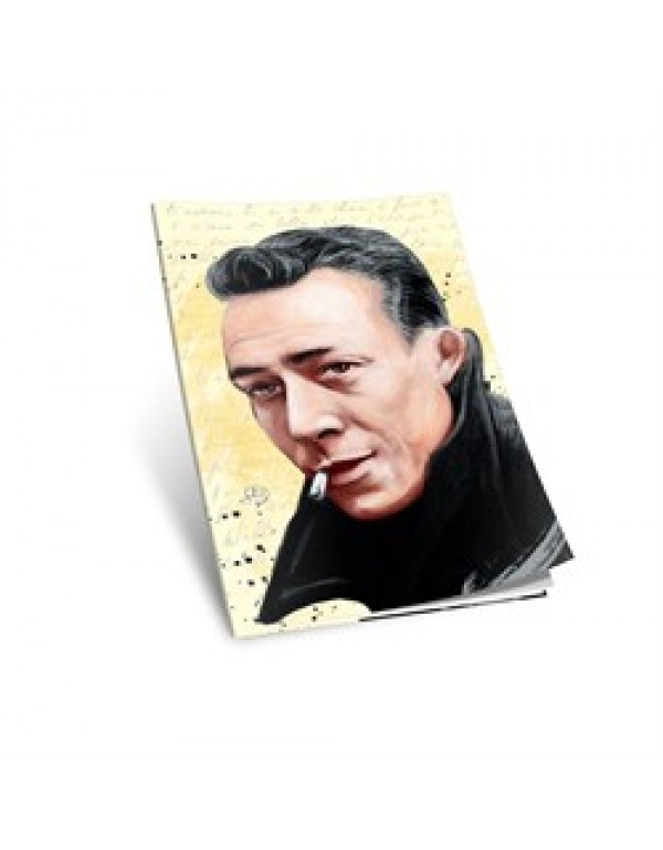 Albert Camus Yumuşak Kapaklı Defter