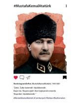 Atatürk 2 Bookstagram Defter