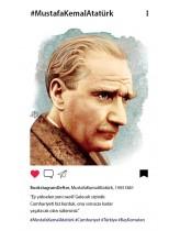 Atatürk 3   Bookstagram Defter