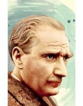 Atatürk 3 Yumuşak Kapaklı Defter