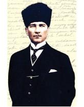 Atatürk 4 Yumuşak Kapaklı Defter