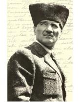 Atatürk 5 Yumuşak Kapaklı Defter