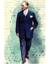 Atatürk 6 Yumuşak Kapaklı Defter