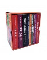Biyografi Seti Kutulu - 10 Kitap