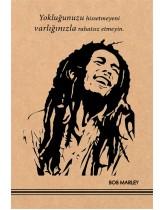 Bob Marley Kraft Defter