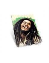 Bob Marley Yumuşak Kapaklı Defter