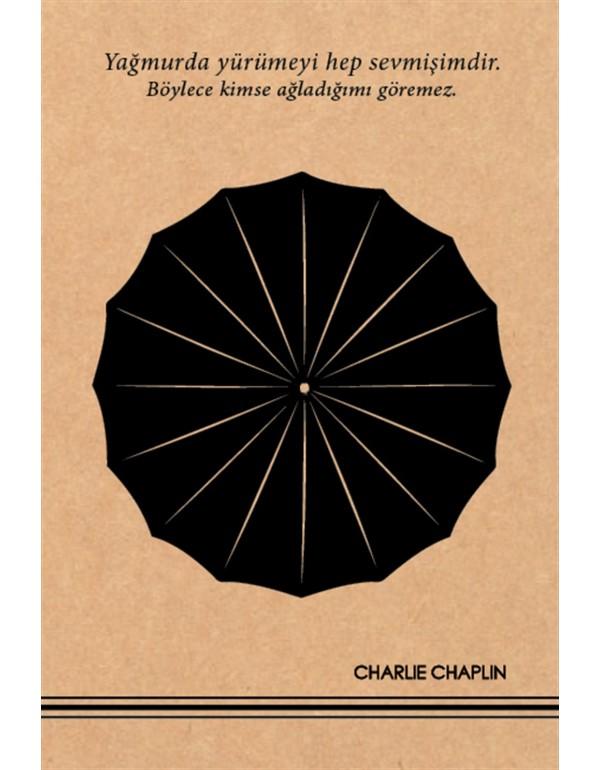 Charlie Chaplin Kraft Defter