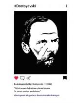Dostoyevski Bookstagram Defter