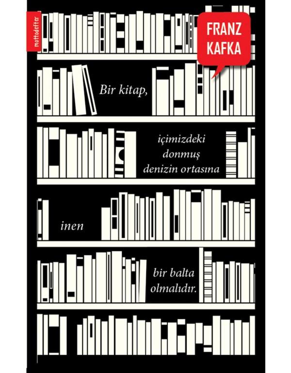 Fanz Kafka Motto Defter