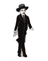 Fernando Pessoa Karikatür Ayraç