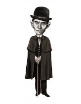 Franz Kafka Karikatür Ayraç