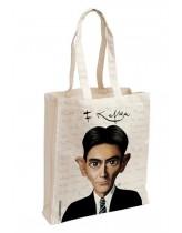 Franz Kafka Karikatür Bez Çanta