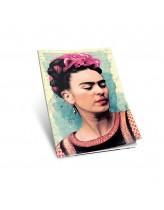 Frida Kahlo 2 Yumuşak Kapaklı Defte...