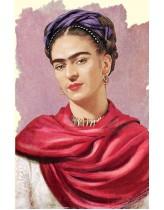 Frida Kahlo 3 Yumuşak Kapaklı Defte...