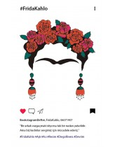 Frida Kahlo DESEN Bookstagram Defte...