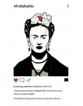 Frida  Kahlo GRAFİTİ 2 Bookstagram ...