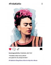 Frida Kahlo PROFİL Bookstagram Deft...