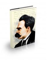 Friedrich Nietzsche Sert Kapaklı De...