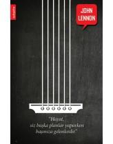 John Lennon Motto Defter