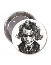 Joker Karikatür Rozet