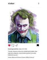 Joker Yumuşak Bookstagram Defter