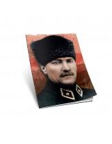Mustafa Kemal Atatürk 2 Yumuşak Kap...