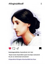 Virginia Woolf Bookstagram Defter